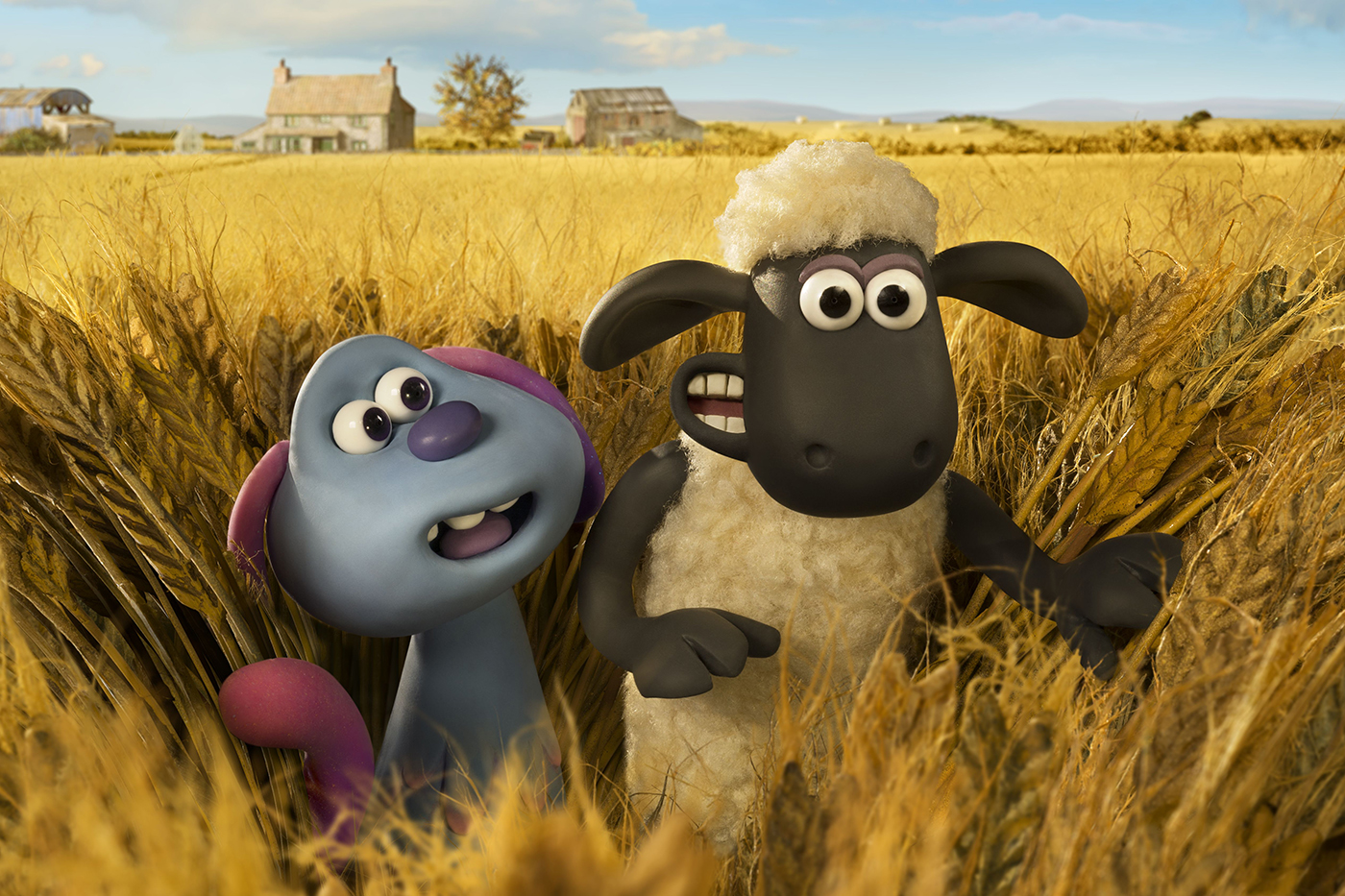 Mit LU-LA entdeckt Shaun die Welt mit neuen Augen!