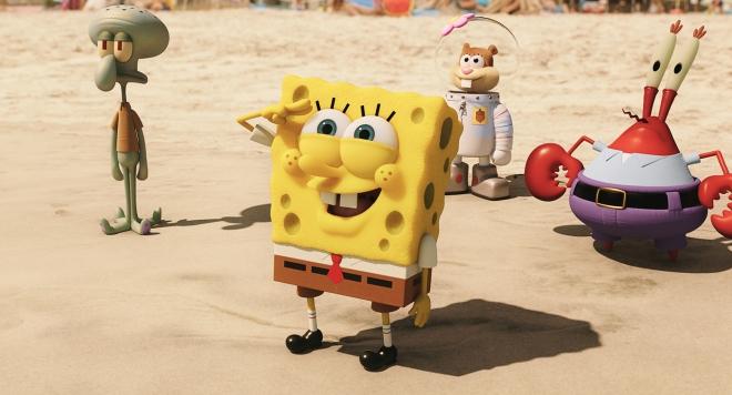 spongebob3d